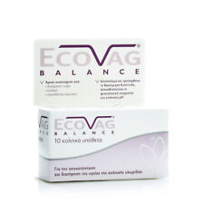 Frezyderm INTRAVAGINAL CARE ECOVAG BALANCE Lactobacillus for Vaginitis (10 Caps)