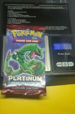 POKEMON TCG PLATINUM SUPREME VICTORS BOOSTER PACK X 4 ALL 4 ARTWORKS!