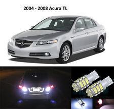 Premium LED Reverse Backup Light Bulbs for 2004 - 2008 Acura TL T15 42SMD