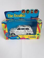 The Beatles Newspaper Taxi - Corgi - Original Box
