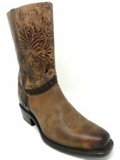 Sonora Bailey Light Brown Women's Western Boot SN1033