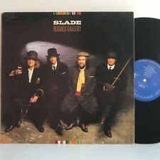 Slade ROGUES GALLERY1985 CBS ASSOCIATED promo LP  NM