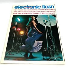 How To Photo Graphic Library 1976 VTG Photography Electronic Flash Petersen's