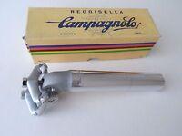 *Rare NOS Vintage 1980s Campagnolo Nuovo Record short alloy seatpost 26.6mm*
