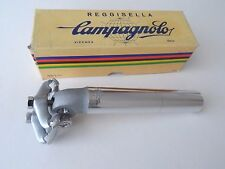 *Rare NOS Vintage 1980s Campagnolo Nuovo Record short alloy seatpost 26.6mm*
