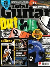 March Total Guitar Monthly Music, Dance & Theatre Magazines