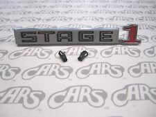 1970-1975 Buick Stage 1 Front Fender Emblem | Stage 1 | Fender Monogram