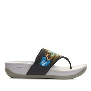 """AS IS"" Baretraps Dasie Rebound Sandal (598816-K) -8, Black Multi"