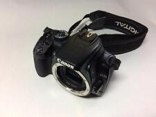 FOR PARTS OR REPAIR CANON EOS DIGITAL REBEL XTI 400D CAMERA BODY ONLY SOLD AS IS
