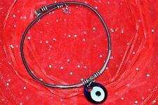 Nazar Amulett Boncuk Kette Halskette türkisches blaues Auge Anhänger Talisman