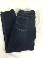 ARIZONA Jeans Skinny Size 36X30 Blue Denim Cotton Dark Wash~J92