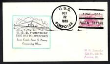 Submarine Uss Porpoise Ss-172 First Day Postal Service Naval Cover (9123)