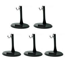 5 pieces 1/6 Scale Action Figure Base Display Stand U Type for Hot Toys NIB