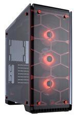 Cajas rojos Corsair para ordenador