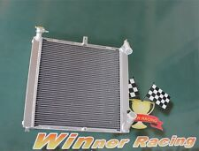 56mm aluminum alloy radiator for Mazda RX7/RX-7 FC3S S5 M/T 1989-1991