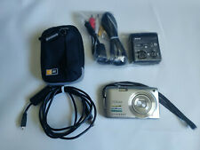Nikon Coolpix S3300 16MP Point and Shoot with Case and Cables