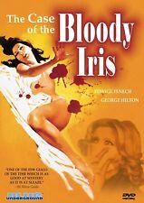 The Case of the Bloody Iris (DVD 2012) All regions Giallo Edwige Feneche