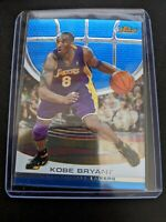 KOBE BRYANT - 2005-06 Topps Finest Blue #33 Los Angeles Lakers Mint