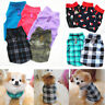 Small Pet Dog Warm Fleece Vest Clothes Coat Puppy T Shirt Sweater Winter Jacket