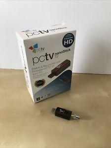 PCTV 292e NanoStick - Freeview USB DVB-T2 Tuner