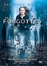 The Forgotten (DVD, 2005) RARE OOP BRAND NEW W / SLIPCOVER 2 VERSIONS OF FILM