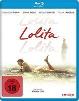 Lolita Melanie Griffith Jeremy Irons Frank Langella Blu-Ray Nuevo