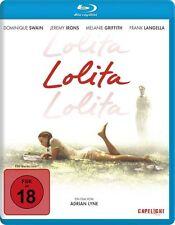 Lolita Melanie Griffith Jeremy Irons Frank Langella Blu-Ray New