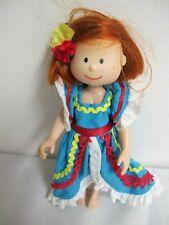 Madeline Doll International Traveler Mexico 2000 Eden