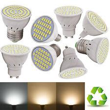 au à variation DEL Ampoule Spot Lumière GU10/MR16/E27 2835/5730 SMD 4W 5W