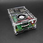 Tools for Raspberry Pi 3 Model B Transparent Clear Case Enclosure Box New