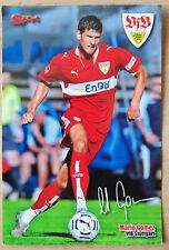 Mario Gomez VfB Stuttgart Bravo Sport Autogrammkarte