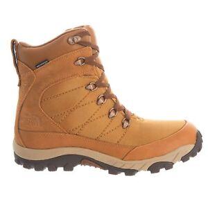 The North Face Chilkat Nylon Boot Mens Sz 8.5 Bone Brown/Tagumi Brown Waterproo