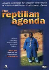 Reptilian Agenda [3 Discs] (2005, DVD New) Special ED.