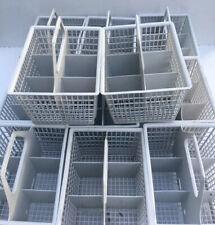 Lot Of 10 GE Dishwasher Silverware Gray Basket (101D3986)