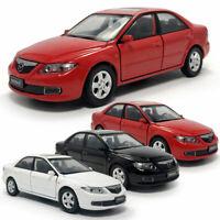 1:32 Mazda 6 Metall Die Cast Modellauto Auto Spielzeug Model Sammlung mit Licht