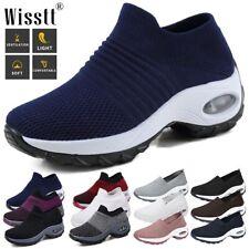 Women's Sport Air Cushion Sneakers Anti slip Mesh Walking Jogging Running Shoes