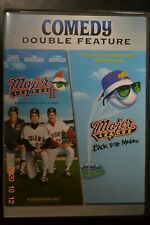 Major League 2/Major League Back to the Minors (DVD, 2006, Double Feature)
