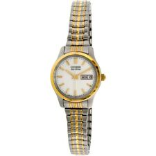 NEW Citizen Expansion Ladies Eco Drive Watch - EW3154-90A