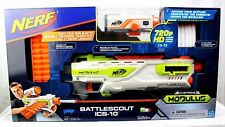 NEW NERF N-Strike Modulus System Recon Battlescout ICS-10 Blaster with HD Camera