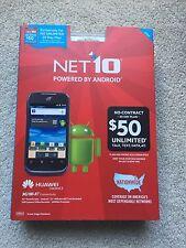 Net10 HUAWEI Ascend II
