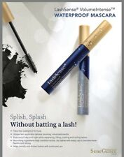 NEW !! LashSense VolumeIntense Waterproof Mascara - Black - by SeneGence