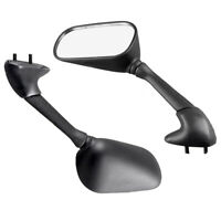OE# Black Rearview Mirrors for Yamaha YZF R1 /R6 2001 2002 2003 Left+Right Motor