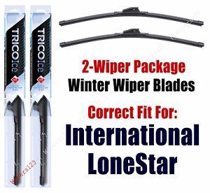 WINTER Wipers 2-pack fits 2012+ International Lonestar 35-220x2