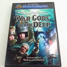 War-Gods of the Deep (DVD, 1965) Vincent Price  Tab Hunter