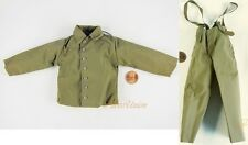 1:6 Dragon Figure 70196 WW2 German Flamethrower Flammenwerfer 35 Uniform Suit