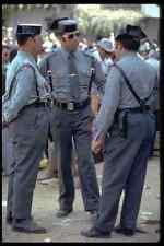 376028 Guardia Civil Policemen Almonte Festival A4 Photo Print
