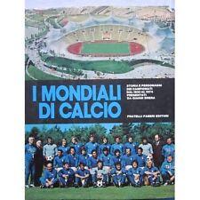 I MONDIALI DI CALCIO=DI GIANNI BRERA=STORIA DEI MONDIALI DI CALCIO 1930-1974