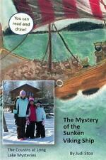 Mystery of the Sunken Viking Ship: The Cousins at Long Lake Mysteries (Paperback