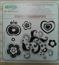 Clear Stamps - Sweet Serendipity from Sassafras Lass