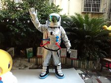 2019 Cheap Hot New Astronauts Space suit Mascot Costume Fancy Adult Dress Gifts